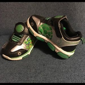 Other - Light up Ninja turtle Toddler sneakers